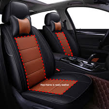 100 Best Seat Covers For Trucks Wholesale Custom Leather Car Set Jaguar XF XE XJ F
