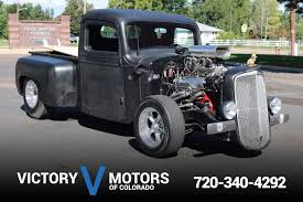 1937 Chevrolet Pick - Up | Victory Motors Of Colorado