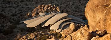 100 Desert House The Sculptural Desert House In Joshua Tree Is Photographed By