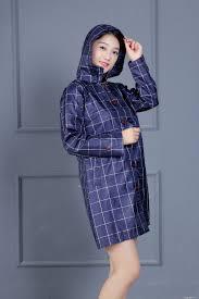 popular raincoat women long buy cheap raincoat women long lots