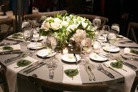 Rustic Wedding Round Table Decorations Hardware Ideas From Engage Los Angeles