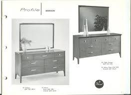 Drexel Heritage Dresser Handles by Drexel Profile Retro Renovation