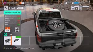 100 Ford Truck Games 2017 Raptor Race Missing A Bed Option Horizon 3