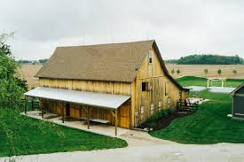 This 1800s Dairy Barn Turned Wedding Venue In Indiana Is ... The Farmhouse Weddings Barn At Hawks Point Indiana Rustic Wedding Venues Blue Berry Farm Event Venue Something Vintage Rentals Glistening Glamorous Fall Weston Red A Blog Nappanee Our Weddings By Rev Doug Klukken Northwest Kennedy Gorgeous