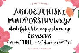 Sophia Free Handlettered Brush Script Font On Behance