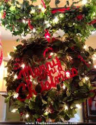 Gumdrop Christmas Tree Garland by Christmas 2012 U2013 The Year Of The New Puppy The Seasonal Home