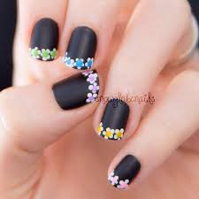 Nail Designs for Spring French Tips with pictures CIAO BELLA BODY