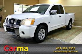 2004 NISSAN TITAN XE Stock # 14575 For Sale Near Duluth, GA | GA ...