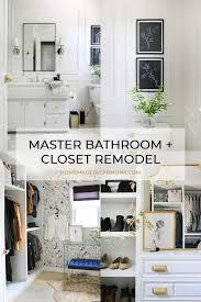 master closet bathroom nook reveal home made by carmona