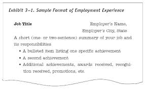 Arrival Desired Job Title Examples Smart A Sample Of Resume For Work Experience Cashier Primary Add