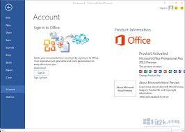 fice 2013 VL Professional Plus Update February