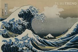 katsushika hokusai 1760 1849 la grande vague de kanagawa des