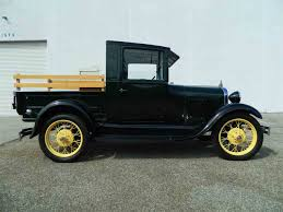 1929 Ford Pickup For Sale | ClassicCars.com | CC-909543 1929 Ford Model A Pickup Hot Rod Network 12 Ton For Sale Classiccarscom Cc636645 Truck Living Art Roadster Carstrucksmotorcycles Truck Sale Stock 307269 Near Columbus Oh Aa Youtube Americas Car Museum Features Exhibit Of Work Trucks Precision Restoration
