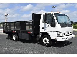 100 Stake Bed Truck 2006 Isuzu NPR Fort Worth TX 5006013848 CommercialTradercom
