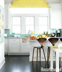 Yellow And Gray Kitchen Curtains by Yellow And Gray Kitchen Backsplash Cabinets Walls Curtains