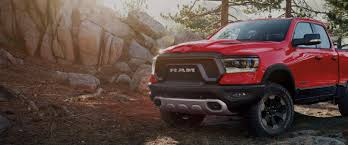 100 4 Door Pickup Trucks For Sale AllNew 2019 Ram 1500 More Space More Storage More Technology