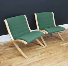 Pair of Hvidt & Nielsen AX Chairs Bring It Home
