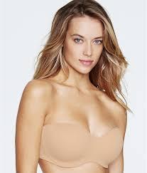 dominique seamless strapless bra 3541 at barenecessities com