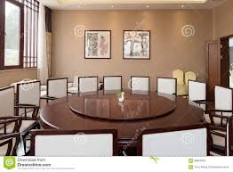 Download Chinese Restaurant Dining Room Editorial Stock Image