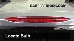 third brake light bulb change subaru outback 2010 2014 2012