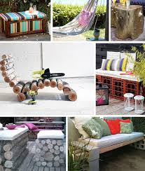 Easy And Appealing DIY Outdoor Furniture