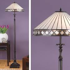 Quoizel Tiffany Style Floor Lamps by Elegant Tiffany Style Table Lamps