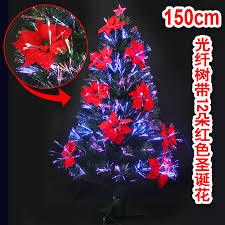 Small Fiber Optic Christmas Trees by Optic Fibre Christmas Trees Christmas Lights Decoration