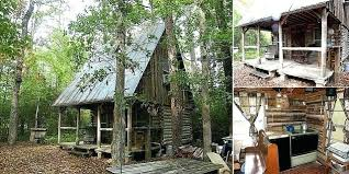 Small Off The Grid Cabins Popular Cottage Garden Ideas Australia Tiny Rustic Log Cabin