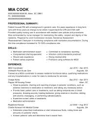 Arbor Hospice Nurse Resume Sample