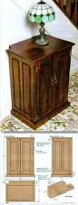 country cabinet woodworking plan wood working project ideas