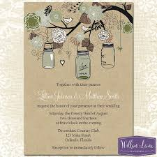 3929 Best Mason Jar Wedding Invitations Images On Pinterest