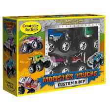 100 Kids Monster Trucks Custom Shop 1166000 FaberCastell USA