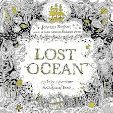 The Cover Of Highly Anticipated Lost Ocean Scheduled For Release End October