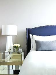 Velvet Headboard King Size by Navy Velvet Headboard U2013 Senalka Com
