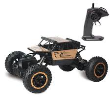 100 Monster Truck Remote Control SilyNew Car Electric Powerful Dual Motor Drive Off Road RC Car Toys Rock Crawler