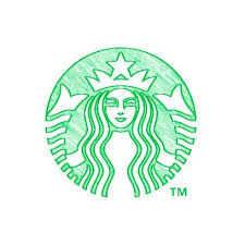 Starbucks Logo Outline 96300
