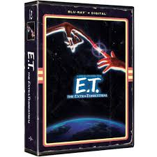 100 Blu Home Video Universal ET The ExtraTerrestrial Vwork Ray