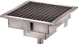 syphon de cuisine professionnel caniveau de sol cuisine professionnelle sortie horizontale l