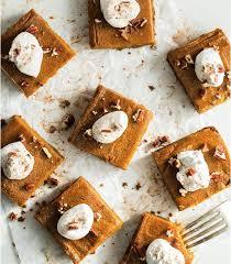 Oh She Glows Pumpkin Pie Oatmeal by Gluten U0026 Dairy Free Pumpkin Treats For Fall Tia And Talia U0027s