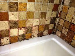 cleaning and sealing travertine shower tiles cleaning and