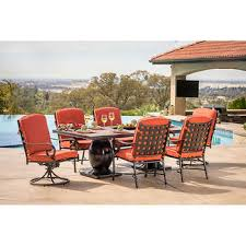 7 Piece Patio Dining Set by Dining Sets Costco