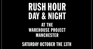 100 Ra Warehouse Project Octopus Agents Rush Hour At The