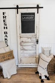 Sliding Barn Door - Laundry Room Door - Liz Marie Blog Urban Woodcraft Interior Barn Door Reviews Wayfair Doors Tv Custom Sized And Finished Www Gracie Oaks Cleveland 60 Stand Farmhouse Woodwaves 50 Ways To Use Sliding In Your Home 27 Awesome Ideas For The Homelovr Remodelaholic 95 To Hide Or Decorate Around Custom Made Reclaimed Wood By Heirloom Llc Headboard Window Covers Youtube 9 You Can Southern California Double Closet