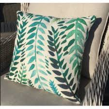 Aldwych Leaf Outdoor Cushion