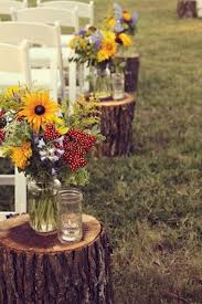 Astonishing Rustic Wedding Aisle Decorations 55 For Your Table Runners With