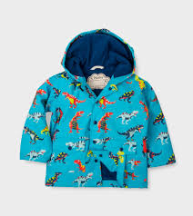 roaring t rex raincoat hatley uk