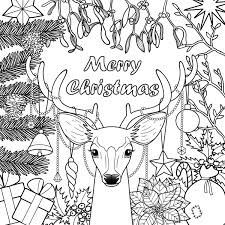 Coloring Pages Christmas Coloringes Cute Pictures Ornament