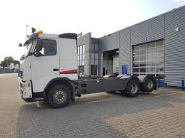 VOLVO FH12 460 Day Cab, Euro 3, ADR Chassis Trucks For Sale, Chassis ...