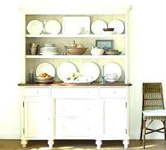 Dining Room Hutch Buffet Corner Within Images White Cabinet