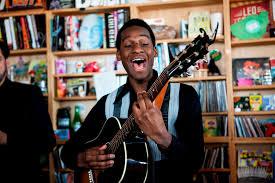 Leon Bridges NPR Music Tiny Desk Concert